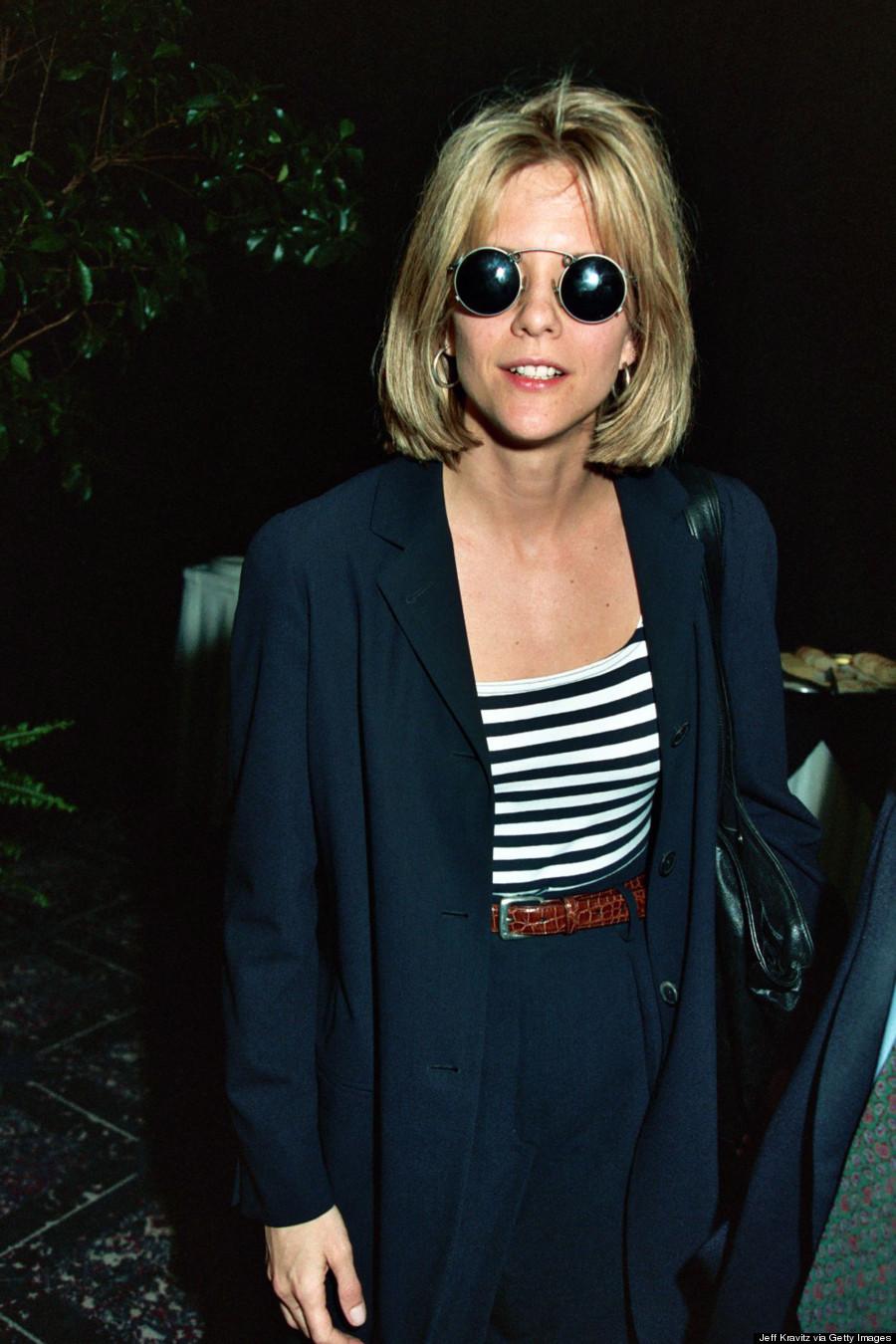 Meg Ryans 90s Style Should Never Be Forgotten PHOTOS