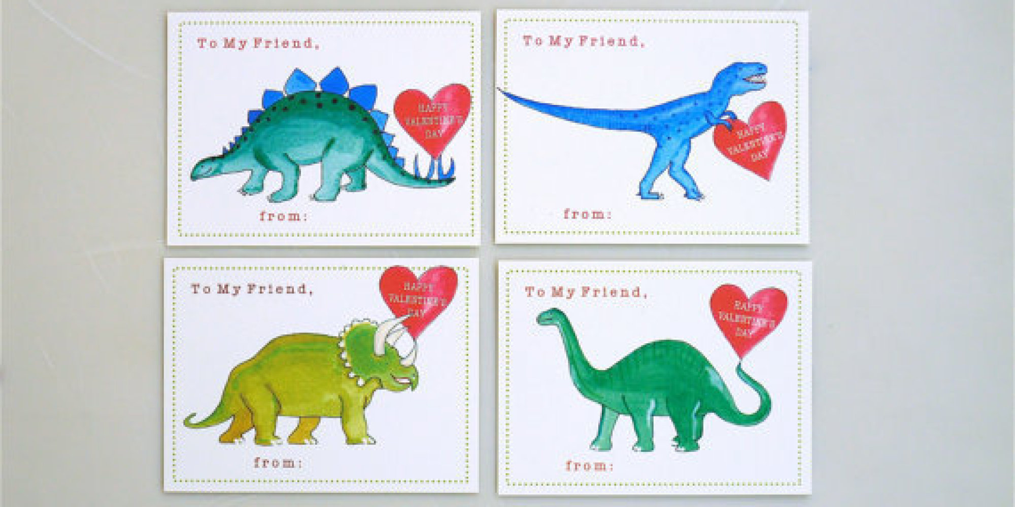 23 Valentines Day Cards That Are Actually Works Of Art