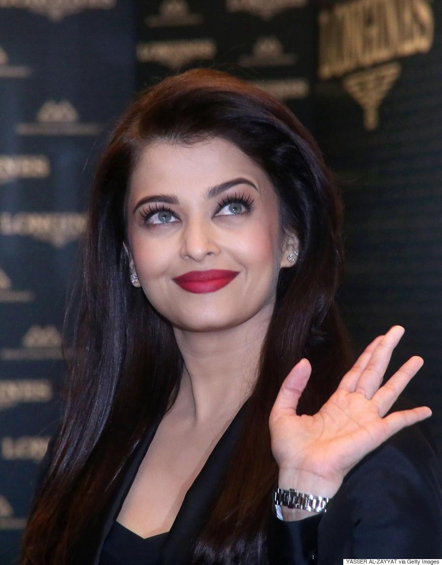 Aishwarya Rai Nails Her Beauty Look HuffPost Canada