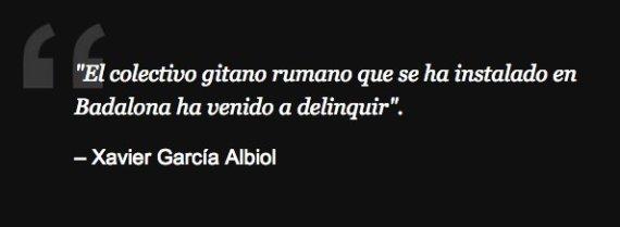 albiol citas