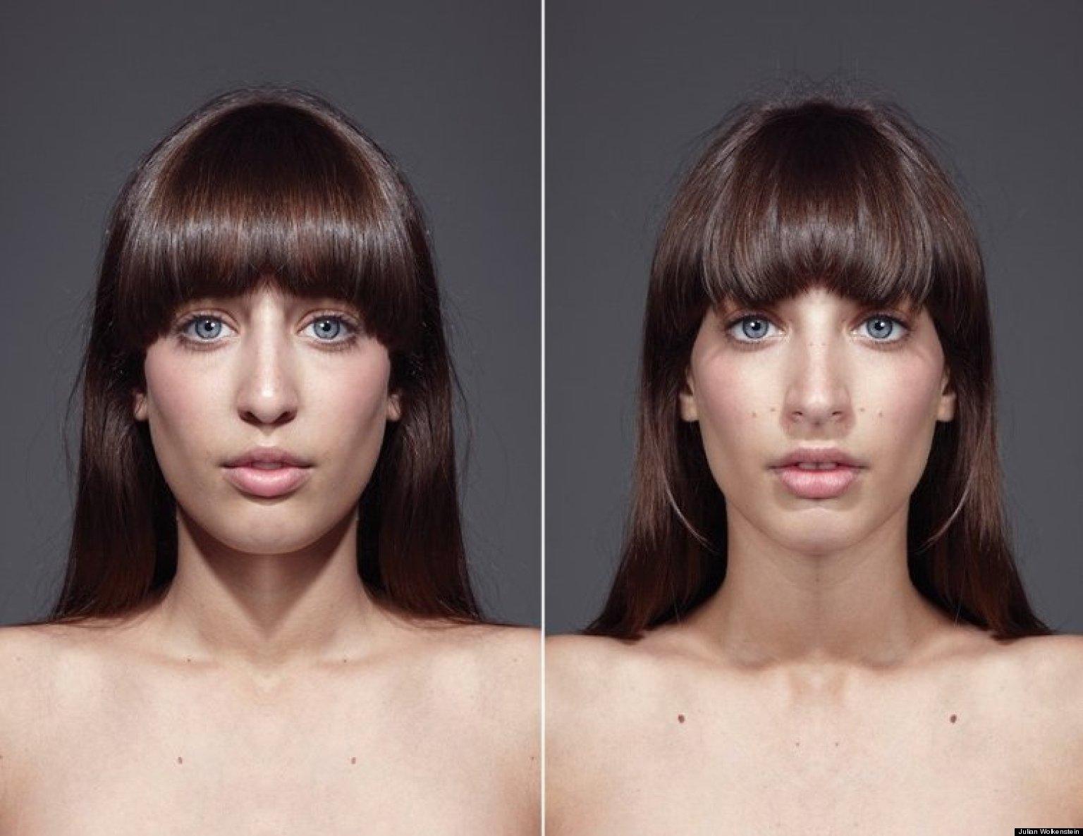 Julian Wolkenstein S Symmetrical Portraits Echoism