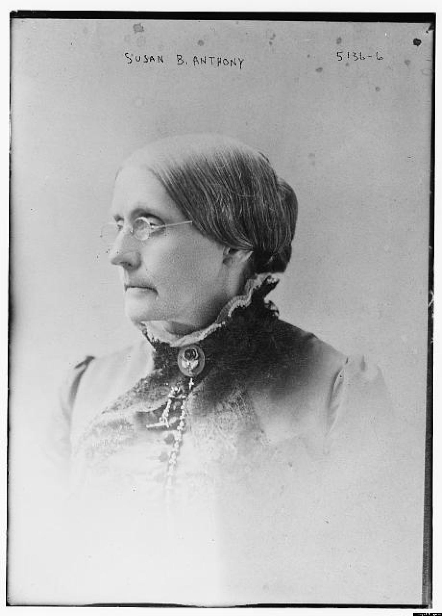 Susan B Anthony Quotes In Honor Of The Civil Rights