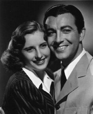 Image result for robert taylor and barbara stanwyck