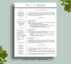 free resume resume templates and resume on pinterest