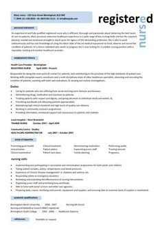 Nurse Resume Template Doctor For Ms Word Rn