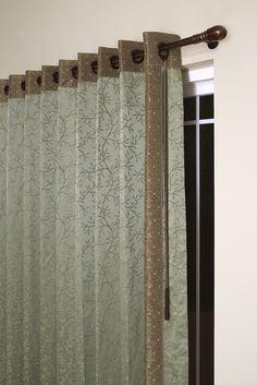 Grommet Panels On Pinterest Sliding Glass Door Grommet