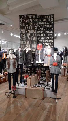 Create Retail Display Wall Planograms Merchandising
