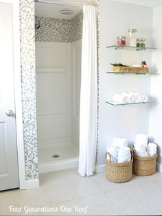 Stand Up Showers On Pinterest Showers Bathroom And