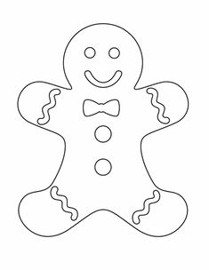 gingerbread man template gingerbread man and gingerbread on pinterest