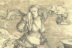 "Detail from ""Pyramus"