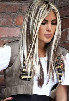 1000 images about hairstyle on pinterest platinum blonde highlights platinum highlights and