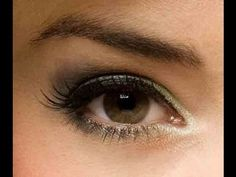This is one of the oldest eyeshadow techniques but still the best (in my opinion). This technique allows you to extend your eyeshadow out - without fear - and blend to a completely natural or dramatic look as you want. This is also a great way to apply eyeshadow to mature eyes - and wonderful for hood and almond/asian eyes as it defines them ...