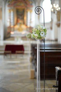 1000 Images About Hochzeit Kirchenschmuck On Pinterest