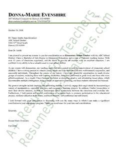 cover letter preschool teacher preschool teacher cover letter