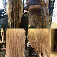 Soft Cool Blonde Using Koleston 1281 Amp 1296 40volume