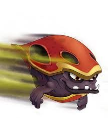 Fire Elemental Transformation SlugTerra Printables