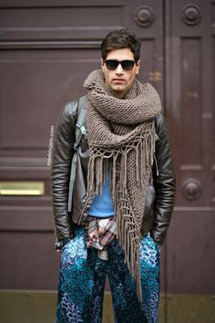 Bandana Scarf For Cool Men On Pinterest Men Scarf