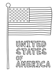 american flag coloring page american flag and coloring pages on