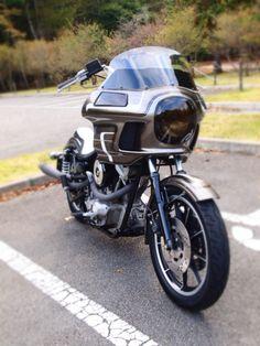 Harley Fxrt Fairing | hobbiesxstyle