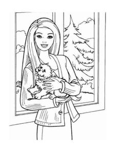 barbie coloring pages on pinterest barbie coloring pages coloring