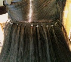 1000 images about micro rings on pinterest micro ring hair extensions extensions and cold fusion