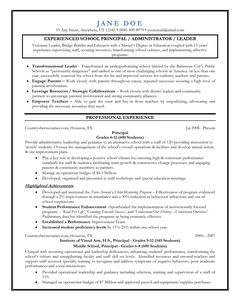 1000 images about resume samples on pinterest assistant
