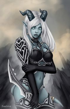 night elf anime