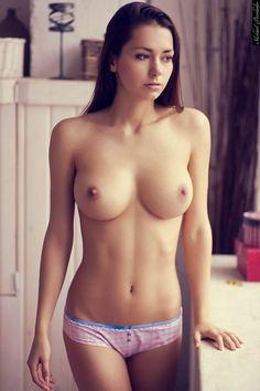 skinny huge tits amateur