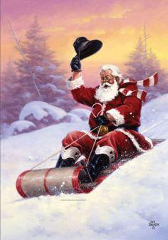 1000 Images About Santa Faces On Pinterest Vintage