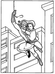 1000 images about party spiderman coloring pages on pinterest