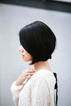 Short Hairstyle  for Asian Girl Latest Bob HairStyles