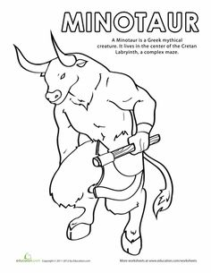 greek gods coloring pages and coloring on pinterest
