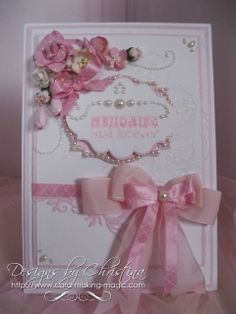 Christina Griffiths Designs On Pinterest Ribbons Pearls