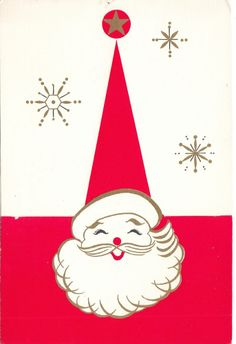 Cards Christmas Vintage On Pinterest 214 Pins