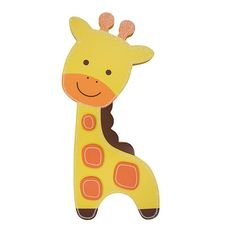 "Koala Baby Giraffe Wood Wall Decor - Koala Baby - Babies ""R"" Us"