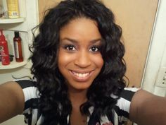 Crochet Braids Hairstyles With Ocean Wave Google Search