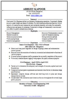 resume resume examples and word doc on pinterest