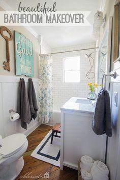 Tiny 5x6 Bathroom Floor Plan With 3 Foot Vanity Cabinet
