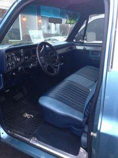 85 Chevy Truck Wiring Diagram | Chevrolet Truck V8 19811987 Electrical Wiring Diagram