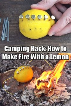 Camping Hack: How to