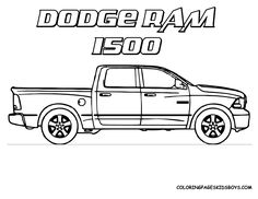 coloring sheets trucks and coloring pages for kids on pinterest
