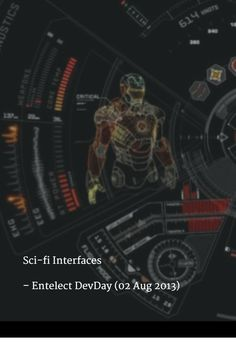 Sci-fi Interfaces