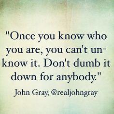 Identity. Who are yo