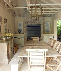 1000 Images About Braai On Pinterest Outdoor Fireplaces