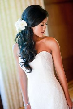 1000 ideas about side ponytail curls on pinterest side ponytails prom hair and asian bridal hair