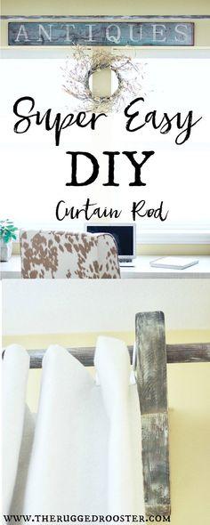 Super Easy DIY Curta