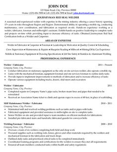 sample welder resume welders resume welder resume objective