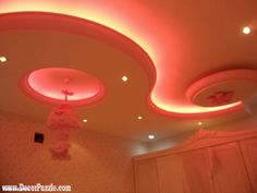 Youth Butterfly Bedrooms Modern Butterfly Ceiling Design