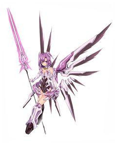 anime mecha armor