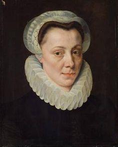 Woman, 1578 (Adriaen